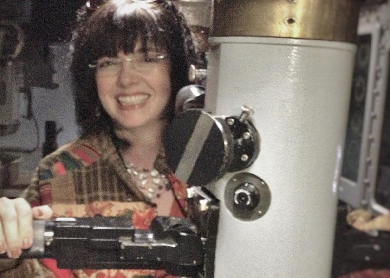 Stasha Boyd, Co-founder and Creative Director at Q Media.