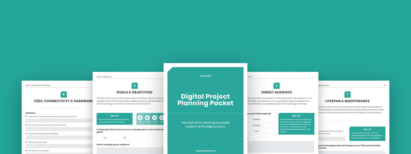 Digital Project Planning Packet