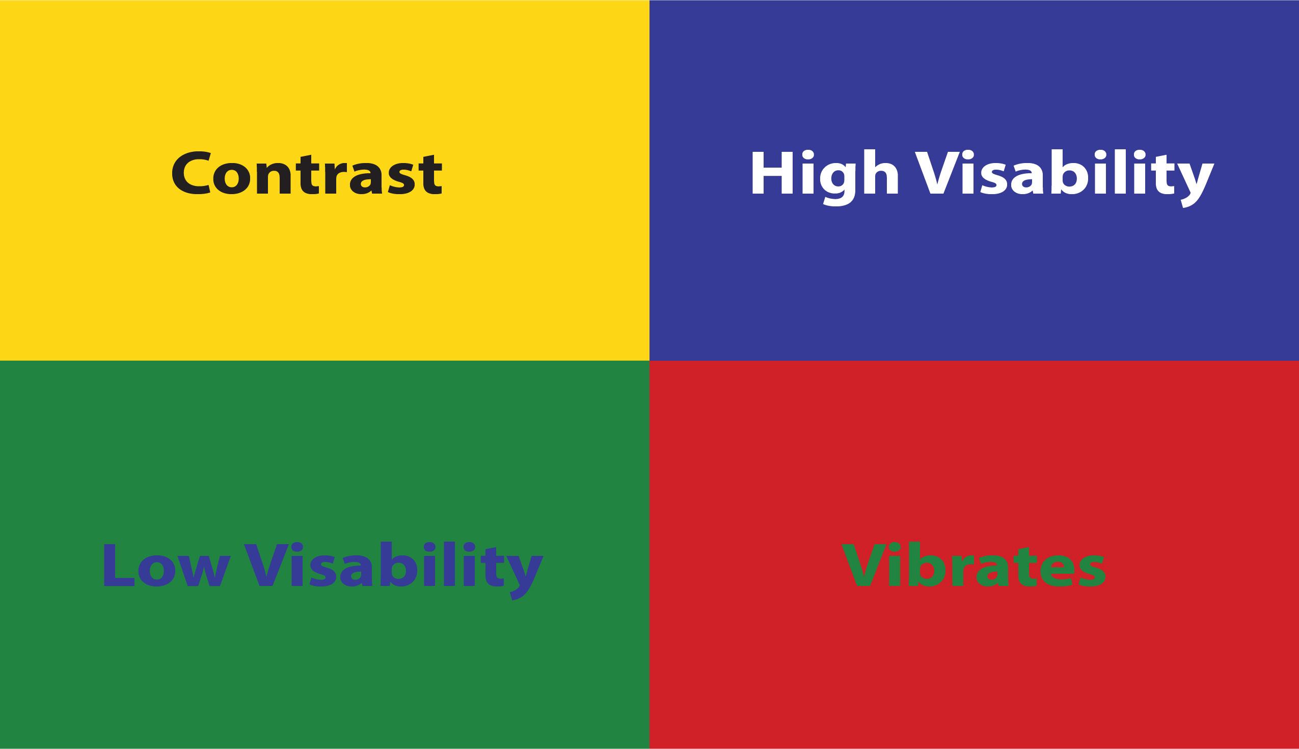 Accessibility 101: Color Contrast | CultureConnect